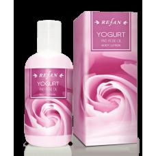 Лосьон для тела Йогурт и розовое масло Yugurt and Rose oil Refan 200мл