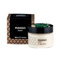 Манго масло-баттер органическое Huilargan, 100 г