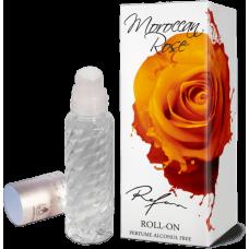 Масло парфюмированное Марокканская роза Maroccan Rose Refan 10мл