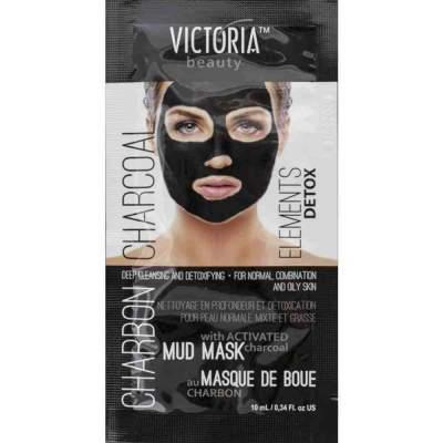 Очищающая грязевая маска с активированным углем Elements Detox, 10 мл