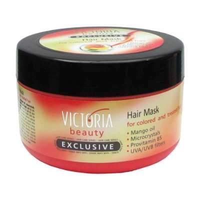 Маска для окрашенных и обработанных волос Hair Mask for colored and treated hair Exclusive, 350 мл