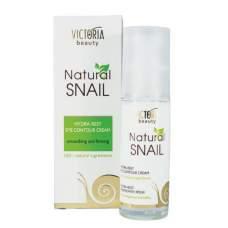 Крем для области вокруг глаз с экстрактом улитки HYDRA-REST Eye contour cream Natural Snail, 30 мл