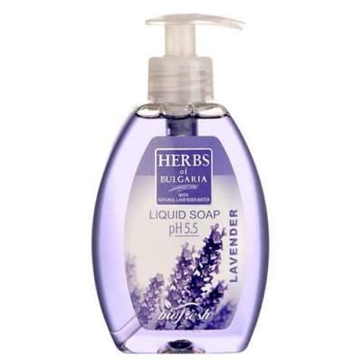 Жидкое мыло Herbs of Bulgaria Lavender 300 мл