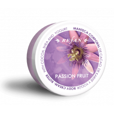 Крем-масло для тела Маракуйя Passion Fruit Refan 200мл