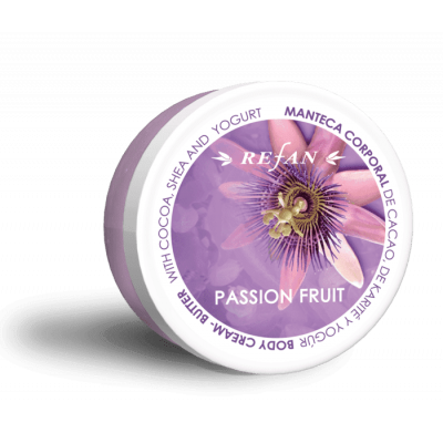 Крем-масло для тела Маракуйя Passion Fruit Refan