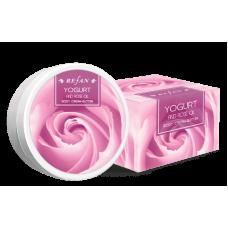 Крем -масло для тела Йогурт и розовое масло Yogurt and Rose oil Refan 200 мл