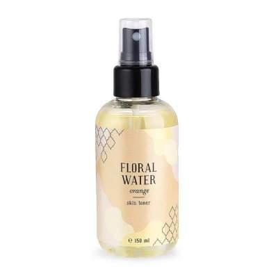 Флоральная вода апельсин для тонуса кожи Huilargan 150 мл