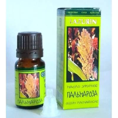 Натуральное эфирное масло пальмарозы Lazurin