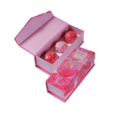 Подарочный набор мыла ручной работы Rose of Bulgaria