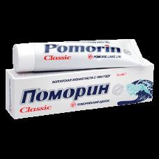 Зубная паста Поморин Рomorin Классик 75 мл, 100 мл
