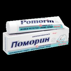 Зубная паста Поморин Рomorin Максимальная защита+Восстановление эмали, 75 мл