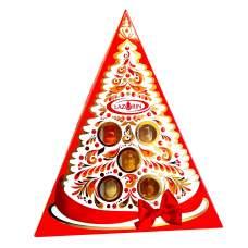Коллекция натуральных эфирных масел  Ароматы зимних праздников Lazurin