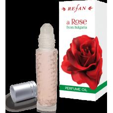 Масло парфюмированное Роза из Болгарии A Rose from Bulgaria Refan 10мл