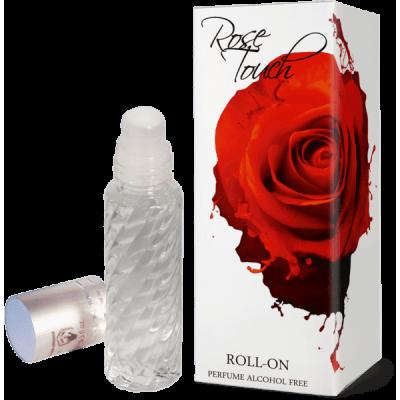 Масло парфюмированное Прикосновение розы Refan