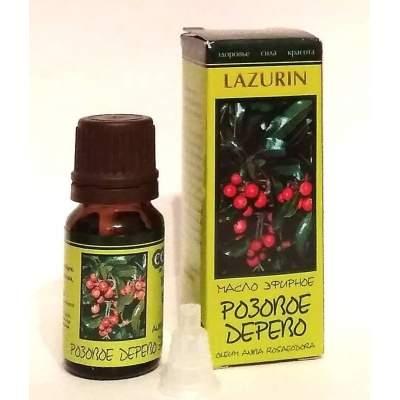 Натуральное эфирное масло розового дерева Lazurin