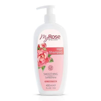 Шампунь для волос My Rose of Bulgaria 400 мл