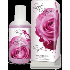 Гель для душа Нежная роза Soft Rose Refan 200 мл