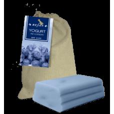 Мыло Йогурт и бузина в холщевом мешочке Refan100 г