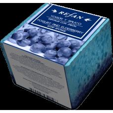 Мыло-губка Йогурт и бузина Yougutr and Eldberry Refan 75 г