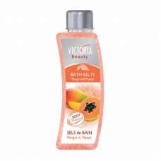Соль для ванны манго и папайя Body Natural, 520г