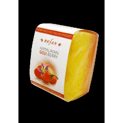Мыло-губка Ягоды Годжи Refan 75г