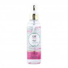 Освежающий спрей для тела с розовым маслом Fragrance body mist Roses of Bulgaria and Hyaluron, 120 мл