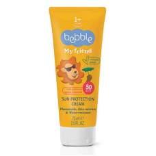 Крем солнцезащитный для детей Bebble My Friend SPF 50, 75 мл