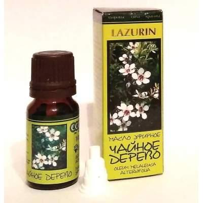 Натуральное эфирное масло чайного дерева Lazurin