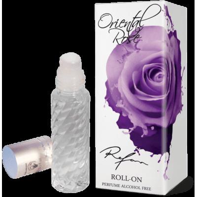Масло парфюмированное Восточная роза